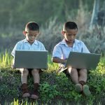two kids laptop 150x150 - Top 3 Best Educational Video Games for Homeschoolers